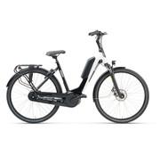 Sparta  d-Rule M7TB elektrische fiets Smart 7V Zwart Wit