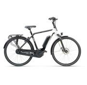 Sparta  d-Rule M7TB elektrische fiets Smart 7V Mat Zwart Wit