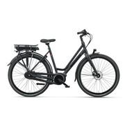 Batavus  Dinsdag E-go Classic elektrische fiets 7V Mat Zwart