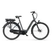 Batavus  Finez E-go elektrische fiets Active plus 7V Smokingzwart