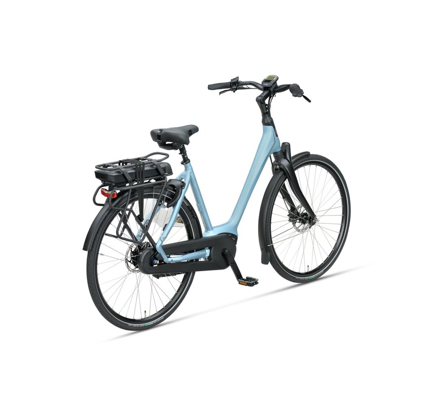 a-Shine M8b elektrische fiets Chrystal Blue 8V