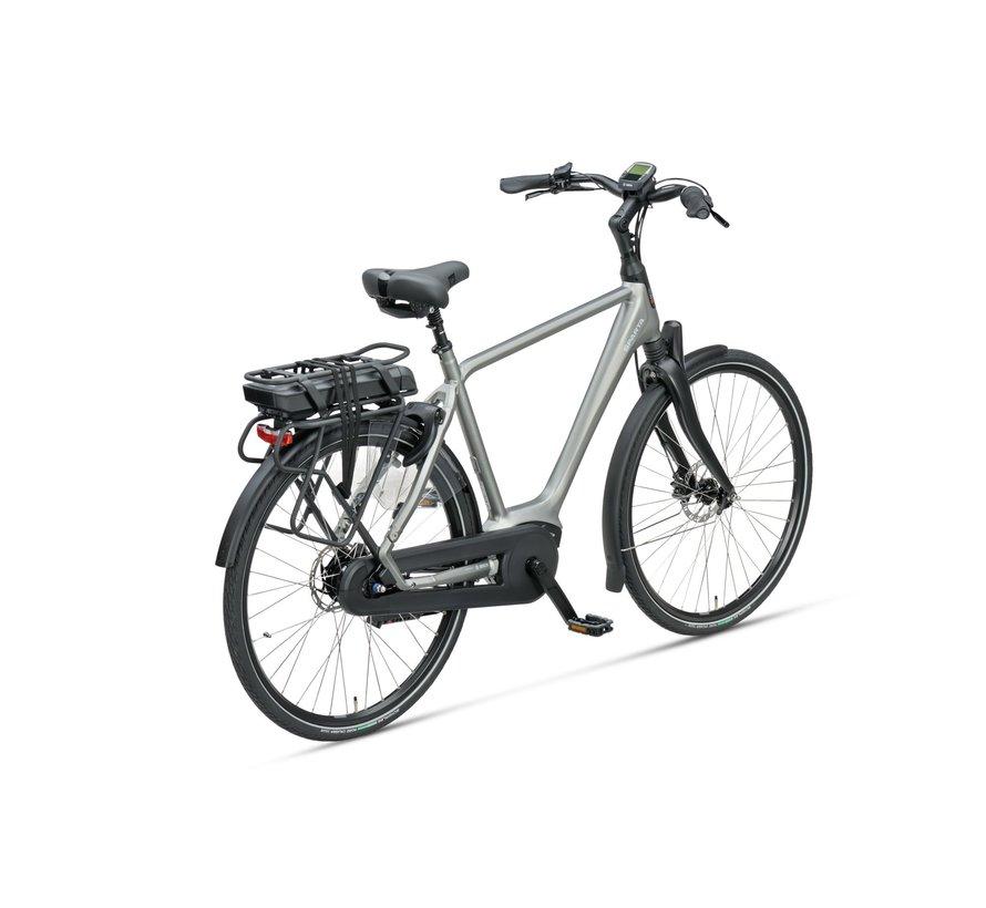a-Shine M8b elektrische fiets 8V Titan Grijs