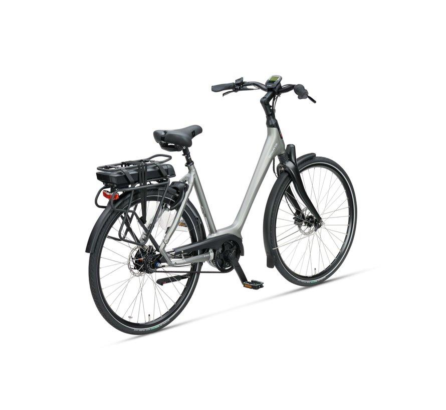 a-Shine M8b elektrische fiets Belt 8V Titan Grijs