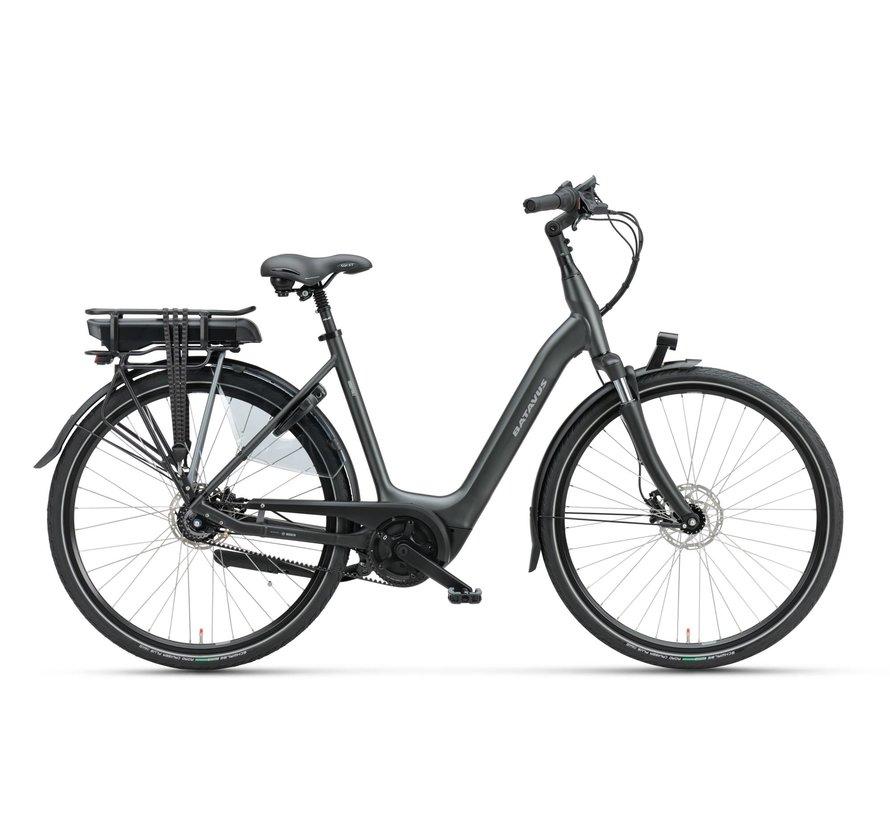 Finez E-go elektrische fiets 7V Smokingzwart - Exclusive