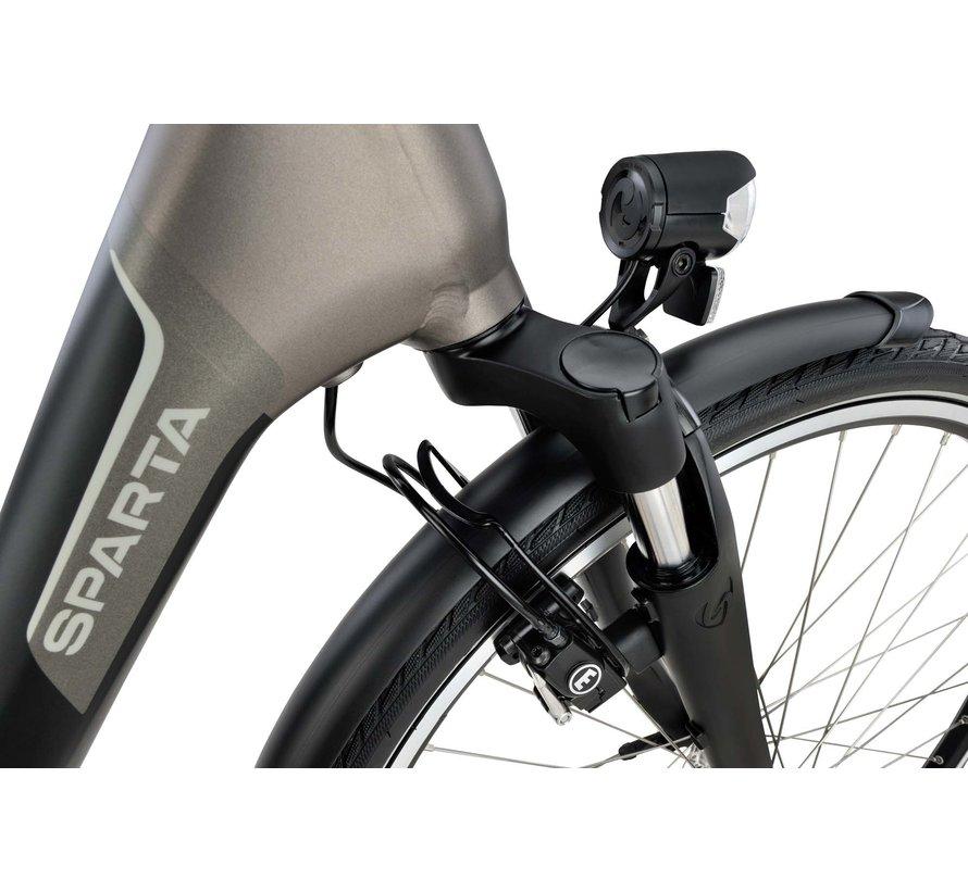 a-Shine M7b elektrische fiets 7V Black Tornado
