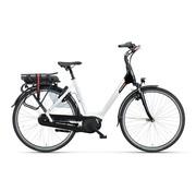 Sparta  a-Shine M7b elektrische fiets Wit Zwart 7V