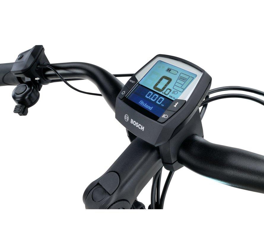 a-Shine M8b elektrische fiets Belt 8V Mat Grijs