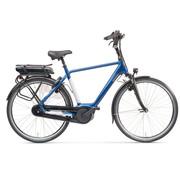 Sparta  M8b elektrische fiets 8V Blauw Zilver