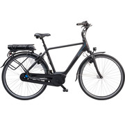 Sparta  M7b elektrische fiets 7V Mat Zwart - met Remnaaf