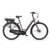 Batavus  Finez elektrische fiets 7V Sangria Mat