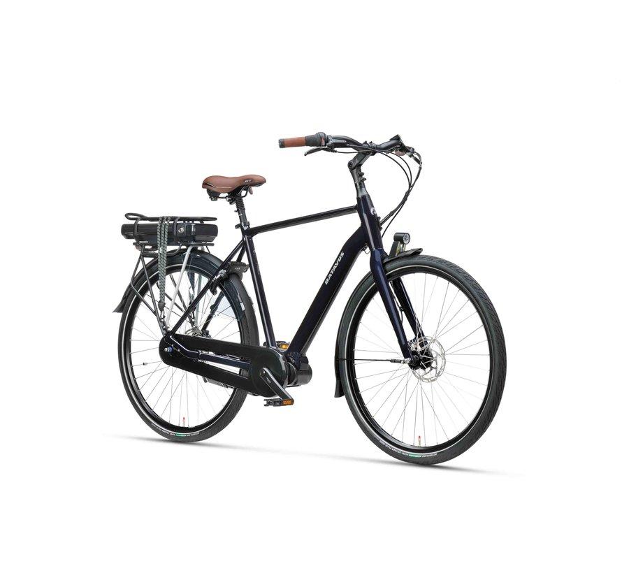 Finez elektrische fiets 7V Donkerblauw