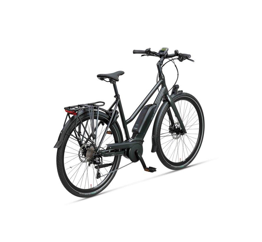 Dinsdag Sport elektrische fiets 10V Zwart