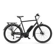 Batavus  Dinsdag elektrische fiets Sport 10V Glans Zwart