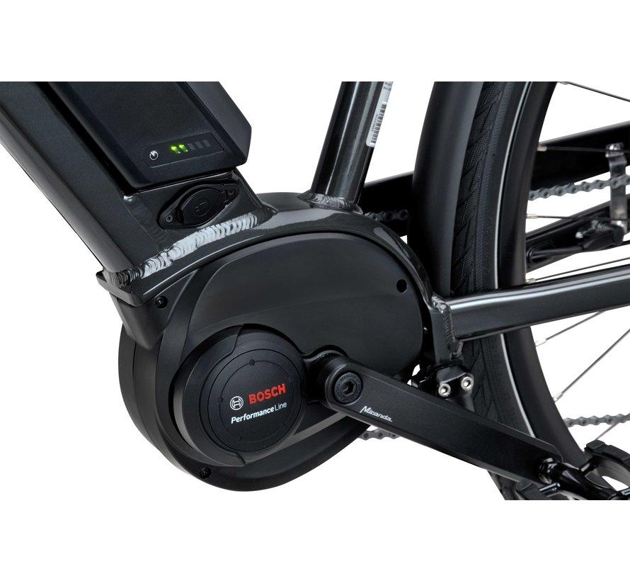 Dinsdag elektrische fiets Sport 10V Glans Zwart