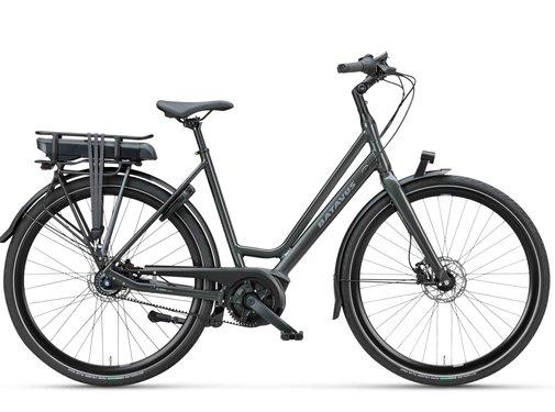 Batavus  Dinsdag elektrische fiets Exclusive Classic 7V Zwart