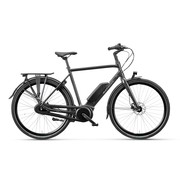 Batavus  Dinsdag elektrische Heren fiets 7V Zwart glans