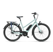 Batavus  Dinsdag elektrische fiets Exclusive 7V Turquoise