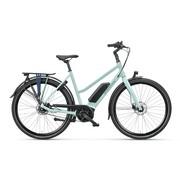 Batavus  Dinsdag Exclusive elektrische fiets 7V Turquoise - Belt