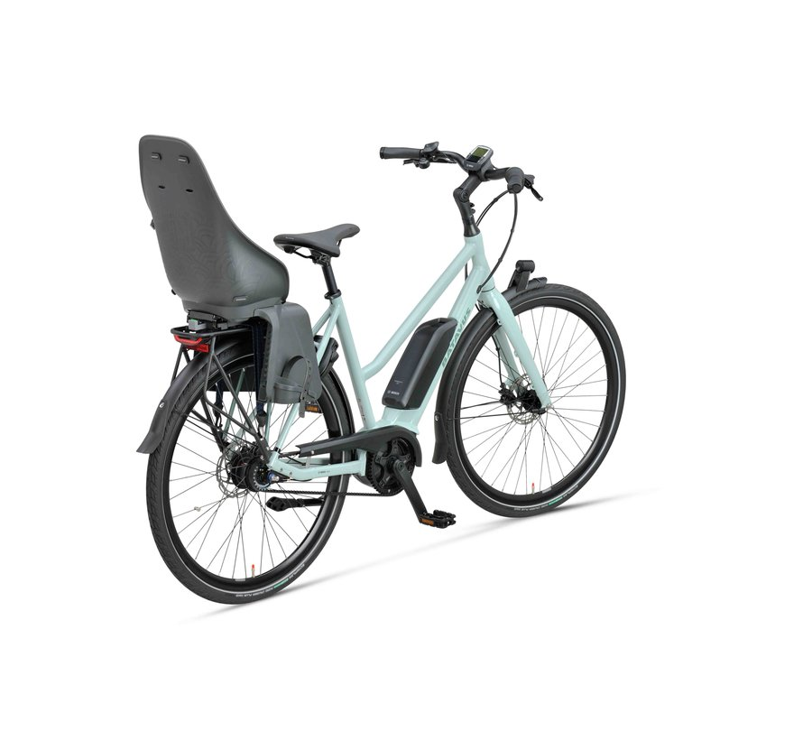 Dinsdag elektrische fiets Exclusive 7V Turquoise