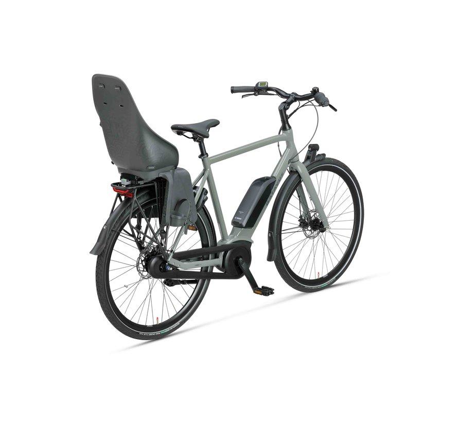 Dinsdag elektrische fiets 7V Tactical green