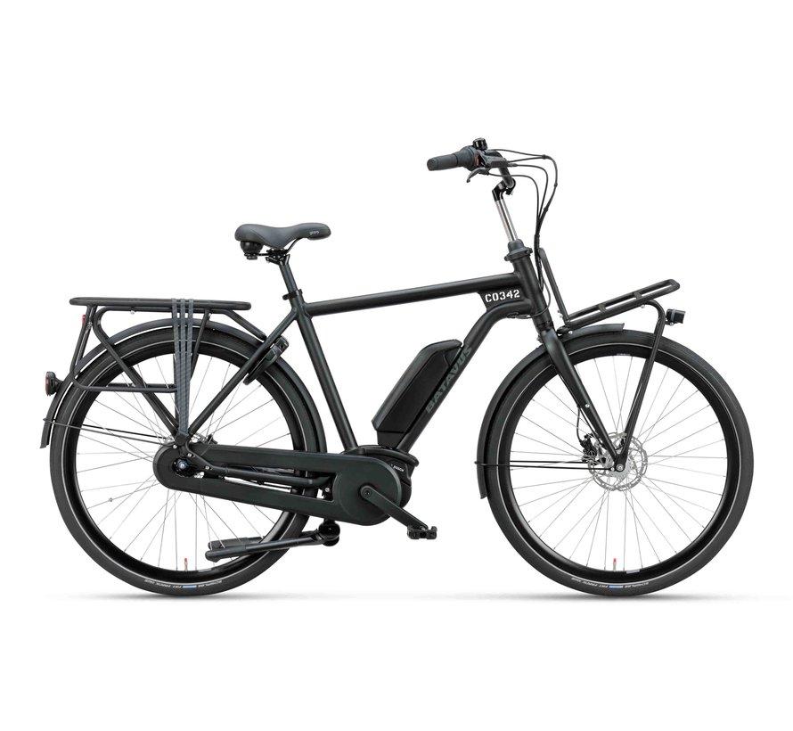 Quip Extra Cargo elektrische fiets 7V Zwart