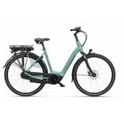 Batavus  Finez elektrische fiets Active Plus 7V Petrol Zilver
