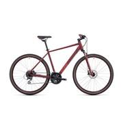Cube  Nature mountainbike Dark Red 24V