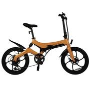 Bohlt X200 elektrische vouwfiets 20 inch Oranje