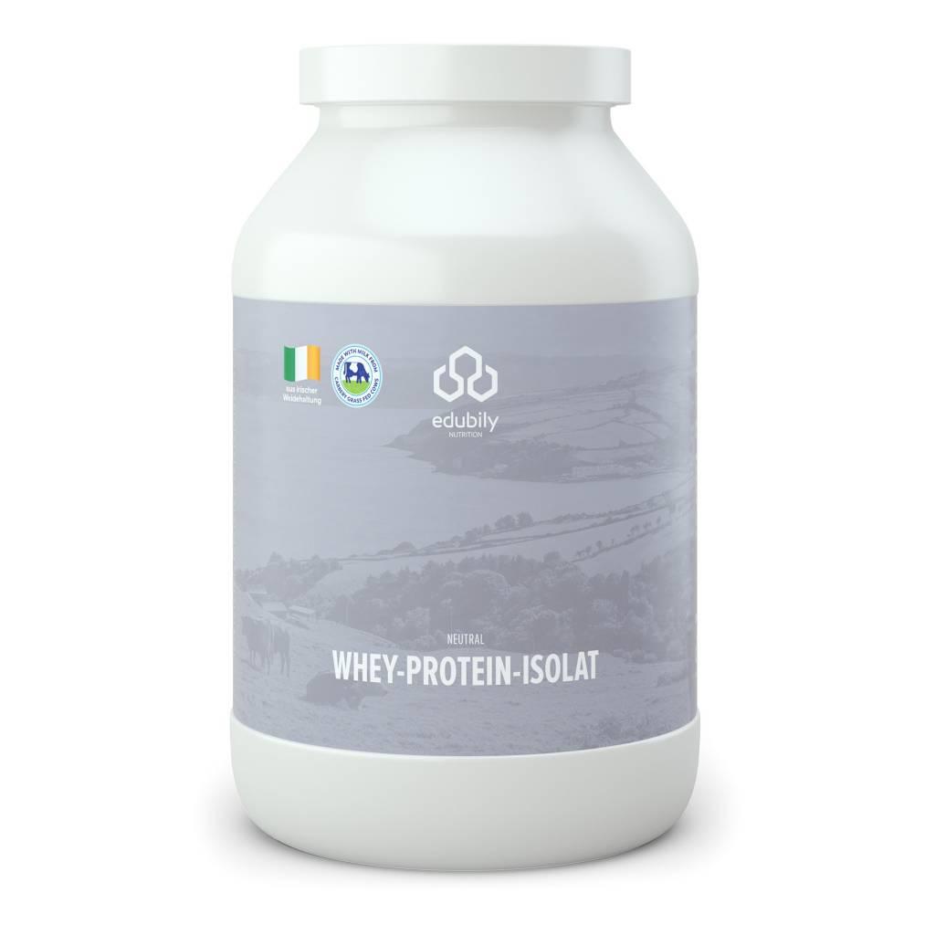 edubily Whey Protein Isolat aus irischer Weidehaltung