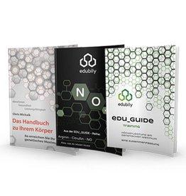 edubily BUNDLE: Unser Handbuch + NO Guide + Trainings Guide