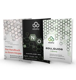 edubily Ebook-BUNDLE: Unser Handbuch + NO Guide + Trainings Guide