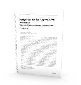 edubily Ebook:  edu_guide - Neuigkeiten aus der Angewandten Biochemie