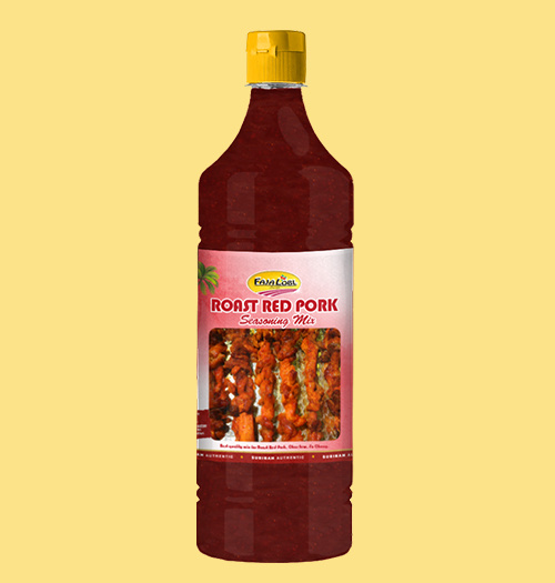 Faja Lobi Roast Red Pork Trafasie 1 L