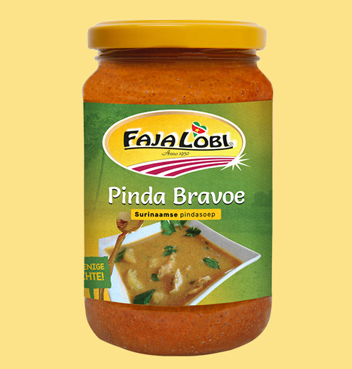 Faja Lobi Pinda Bravoe Trafasie 360 ml