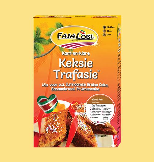 Faja Lobi Keksi Trafasie 450 gr