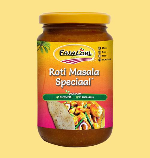 Faja Lobi Roti Masala Speciaal 360 ml
