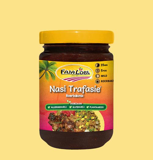 Faja Lobi Nasi Trafasie 140 gr