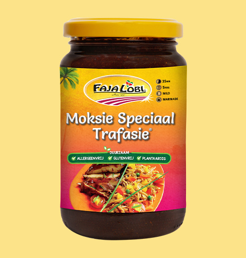 Faja Lobi Moksie Speciaal Trafasie 360 ml
