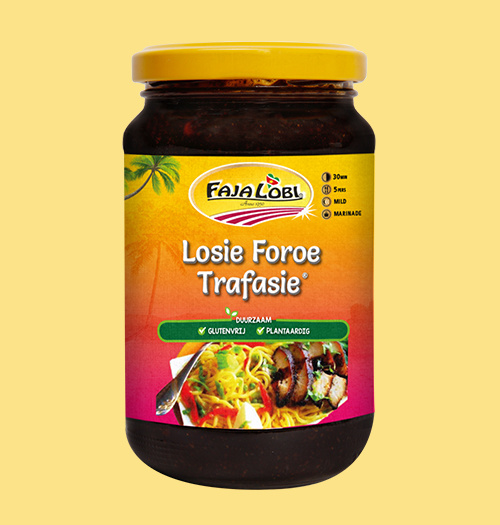 Faja Lobi Losie Foroe Trafasie 360 ml