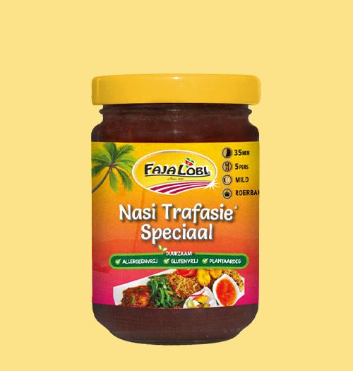 Faja Lobi Nasi Trafasie Speciaal 140 gr
