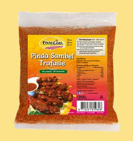 Faja Lobi Pinda Sambal Trafasie 200 gram