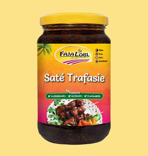 Faja Lobi Saté Trafasie 360 ml