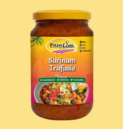Faja Lobi Surinam Trafasie 360 ml
