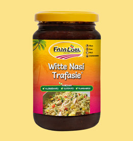 Faja Lobi Witte Nasi Trafasie 360 ml