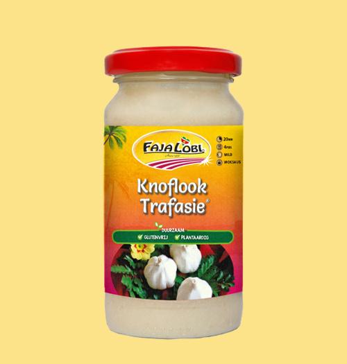 Faja Lobi Knoflook Trafasie 200 gr