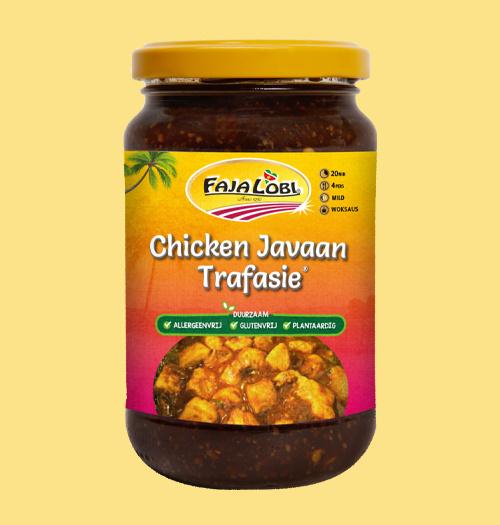 Faja Lobi Chicken Javaan Trafasie 360 ml