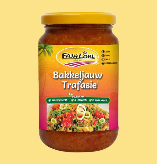 Faja Lobi Bakkeljauw Trafasie 360 ml