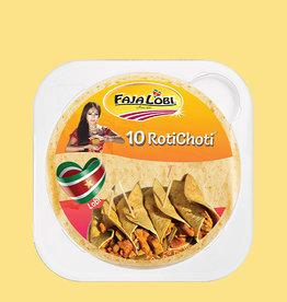 Faja Lobi Sandhia's RotiChoti (10 stuks) 280 gram