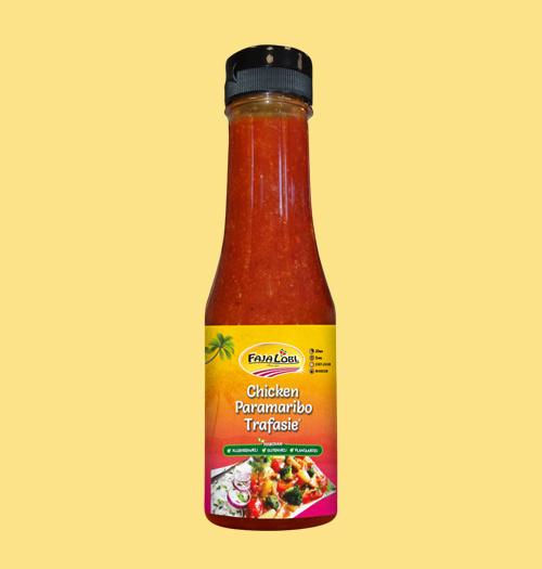 Faja Lobi Chicken Paramaribo Trafasie 360 ml