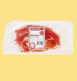 Masterbeef Masterbeef Zoutvlees (Sowtu Metie) Vacuüm 250 gram